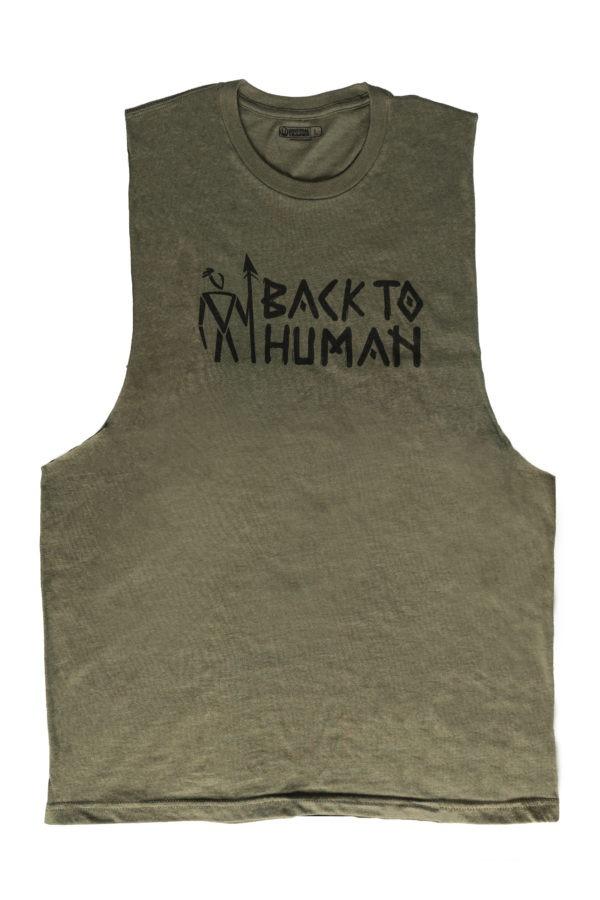 Camiseta sin mangas BTH